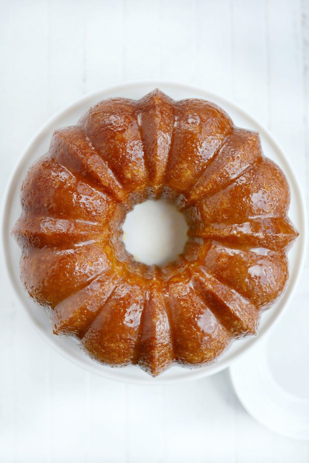 Kentucky Butter Cake l SimplyScratch.com