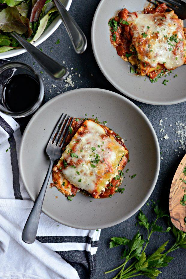 Lasagna Roll-ups l SimplyScratch.com