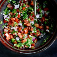 Pico de Gallo l SimplyScratch.com