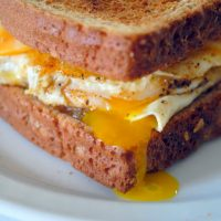 Fried Egg Sandwiches