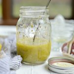 My Grandma's Greek Dressing Recipe l SimplyScratch.com