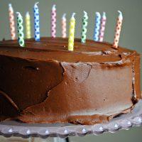 Chocolaty Chocolate Cake with Chocolate Buttercream Frosting