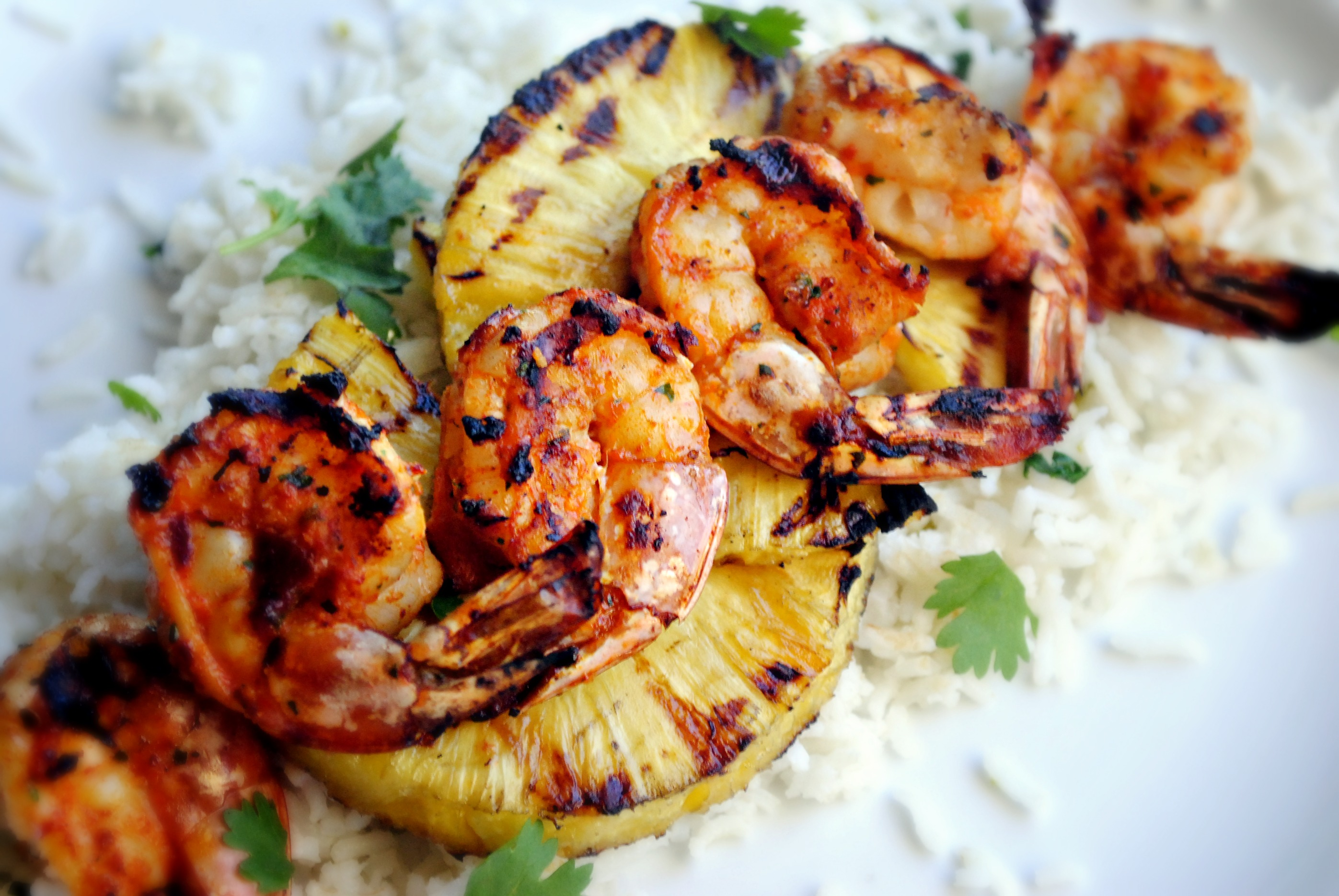 pictures Chipotle Pineapple Shrimp
