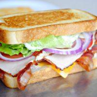 The BLT Club Sandwich