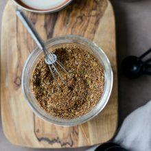 Homemade Taco Seasoning l SimplyScratch.com