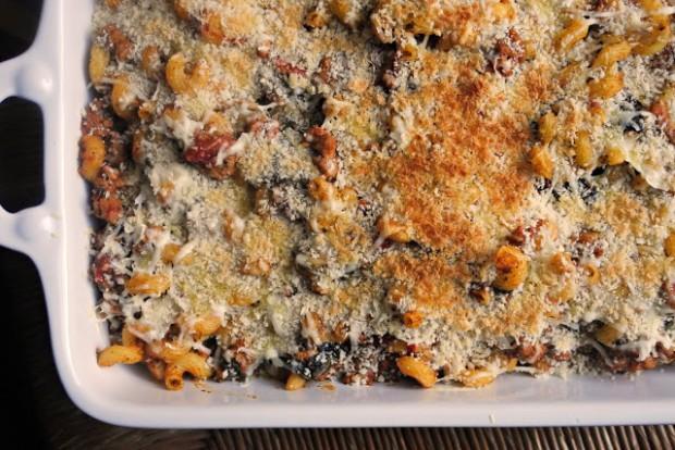 Italian Pasta Bake l SimplyScratch.com