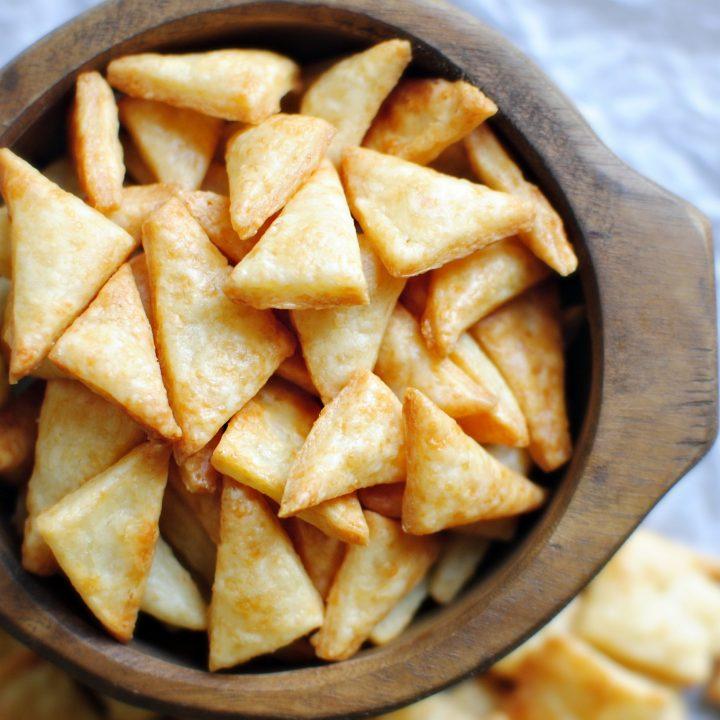 White Cheddar Parmesan Cheez-it Crackers