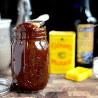 Homemade Sweet Barbecue Sauce