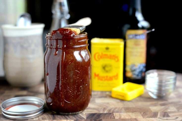 Homemade Sweet Barbecue Sauce