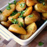Cajun Seasoned Potatoes