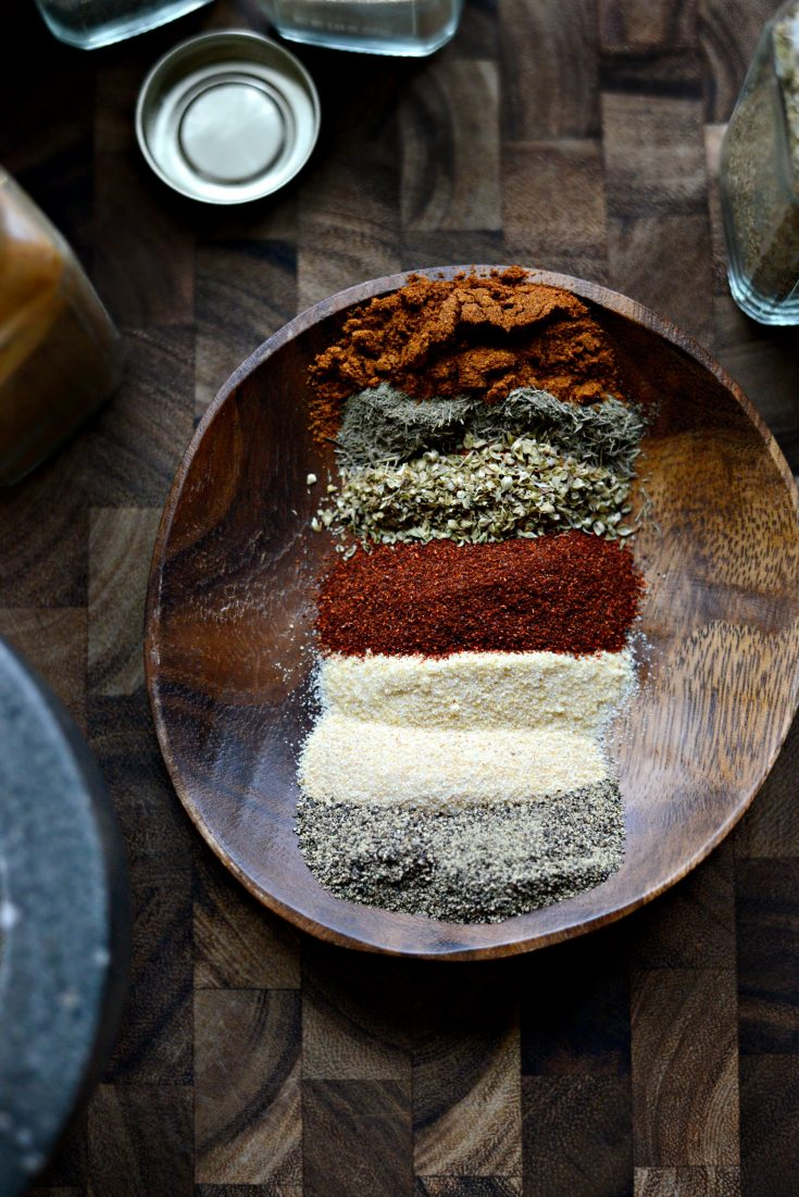 Homemade Cajun Seasoning Blend