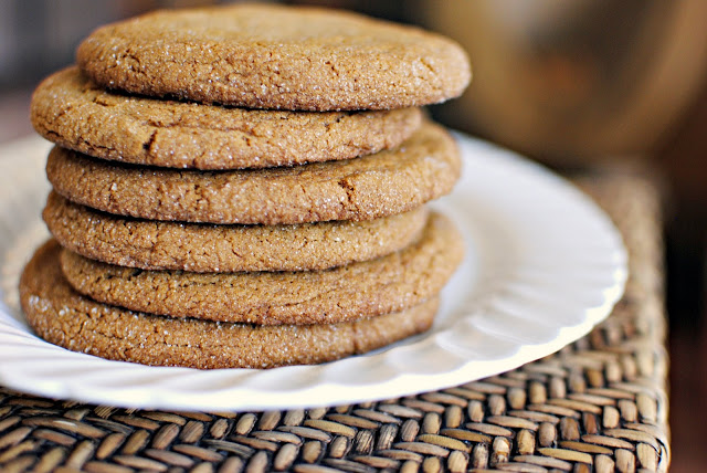 recipe: starbucks ginger molasses cookie nutrition facts [10]
