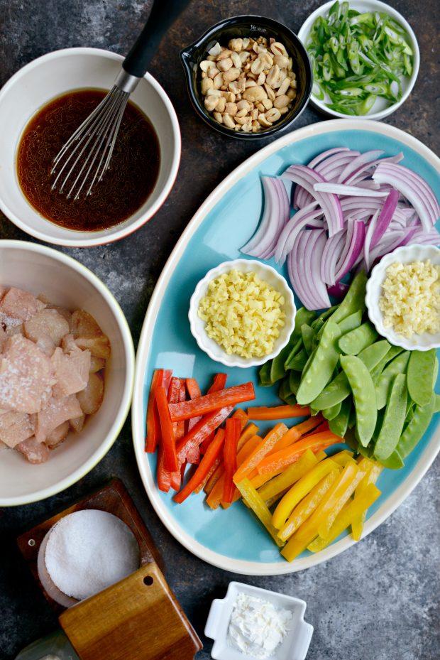 Spicy Szechuan Chicken Stir-Fry l SimplyScratch.com (1)