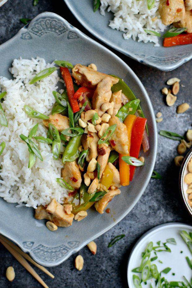 Spicy Szechuan Chicken Stir-Fry l SimplyScratch.com (13)