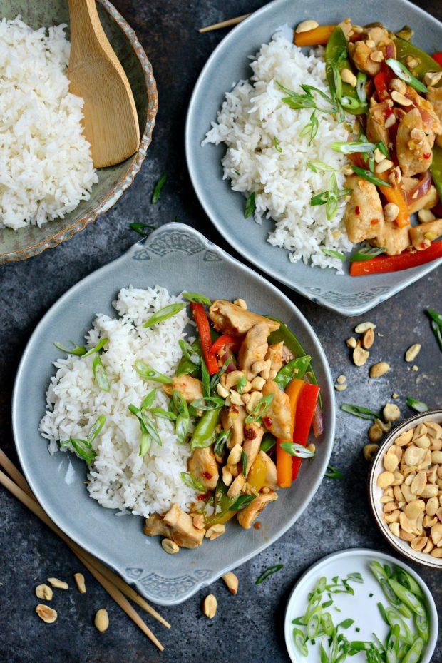 Spicy Szechuan Chicken Stir-Fry l SimplyScratch.com (14)