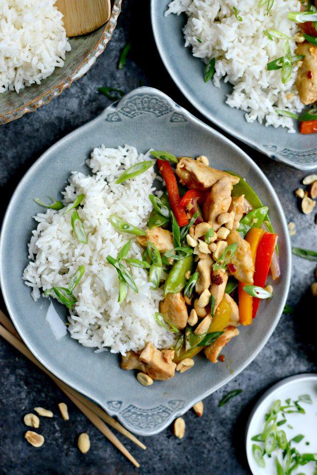 Spicy Szechuan Chicken Stir-Fry l SimplyScratch.com (19)