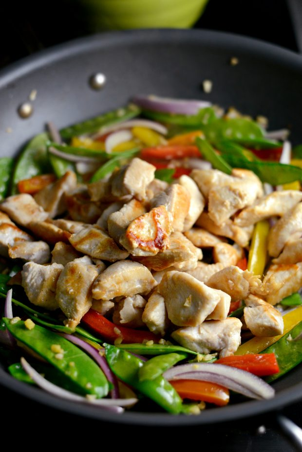 Spicy Szechuan Chicken Stir-Fry l SimplyScratch.com (7)