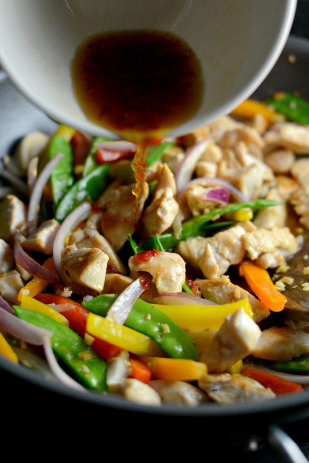 Spicy Szechuan Chicken Stir-Fry l SimplyScratch.com (8)