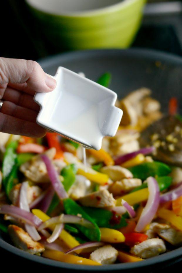 Spicy Szechuan Chicken Stir-Fry l SimplyScratch.com (9)