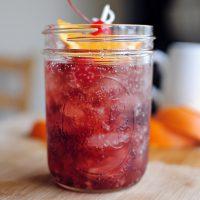 Shirley Temple's with Homemade Cherry Grenadine
