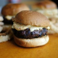 Spicy Chipotle Sliders
