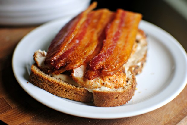 Crispy Bacon… you see where this is going don't you.