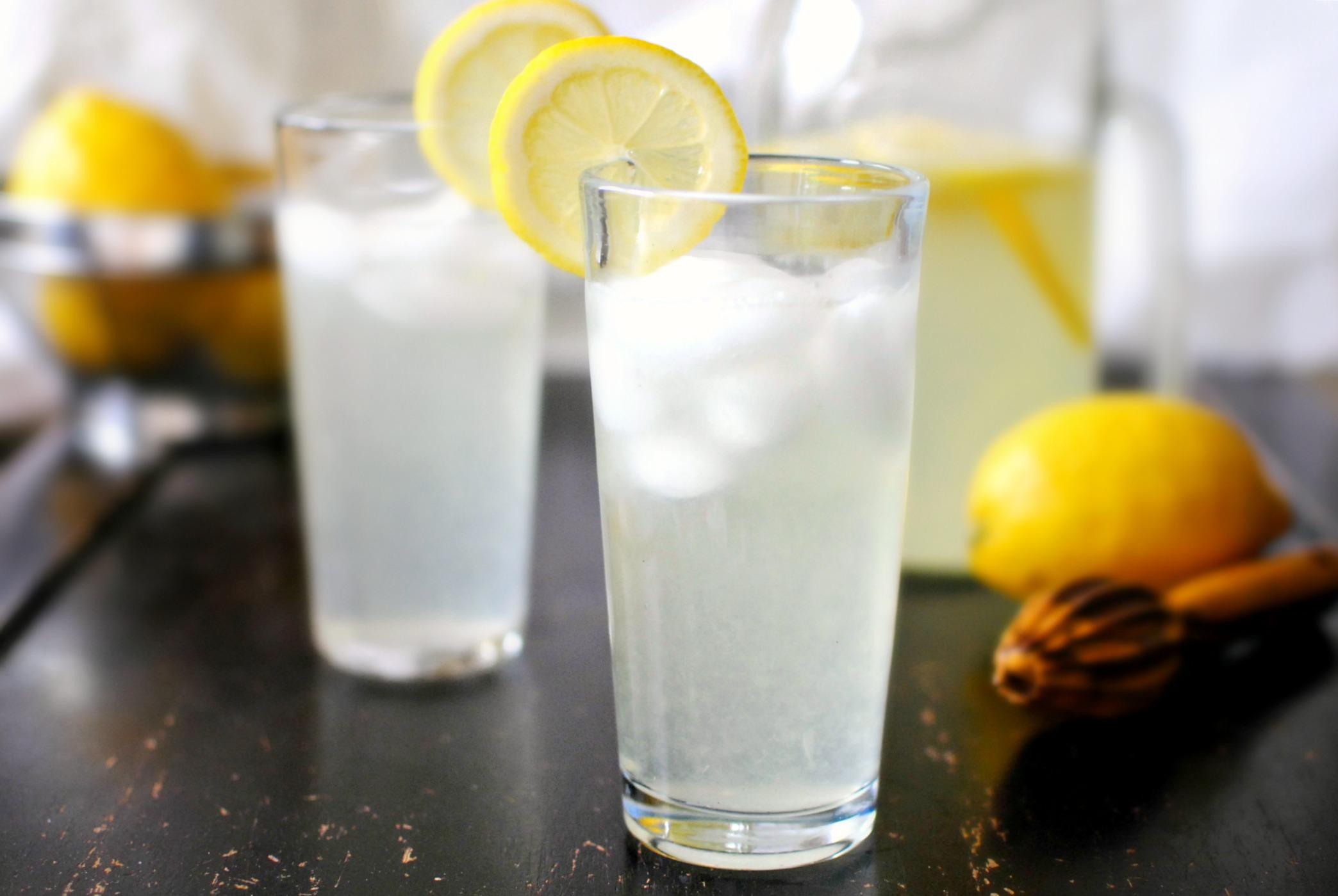 Vanilla Lemonade - Simply Scratch