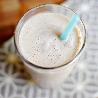 Mocha Java Milkshakes