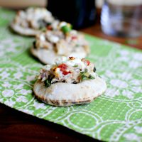 Skinny-Mini Tuna Melts