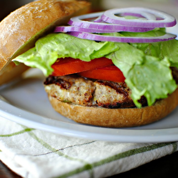Simply Scratch Perfect Grilled Turkey Burgers Simply Scratch