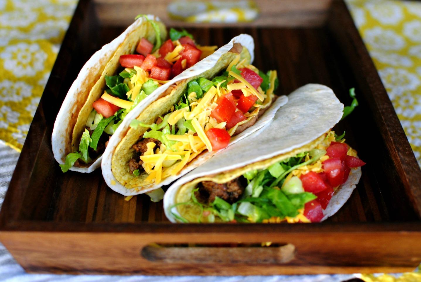 Simply Scratch » tacos