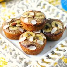 Almond Banana Muffins2