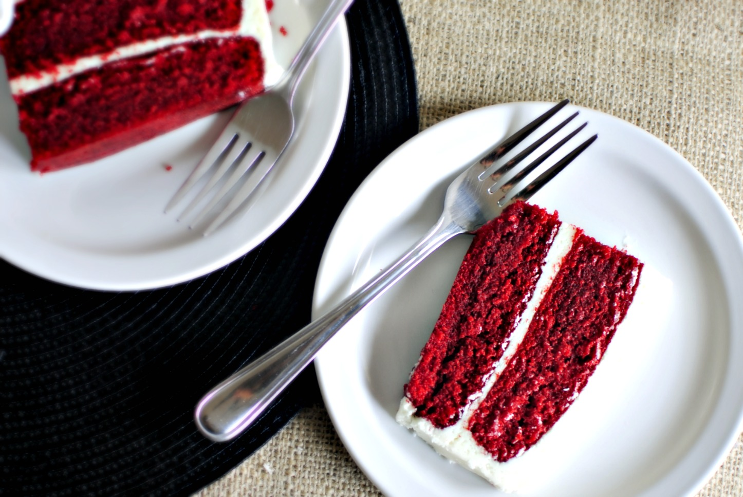 Simply Scratch Classic Red Velvet Cake - Simply Scratch