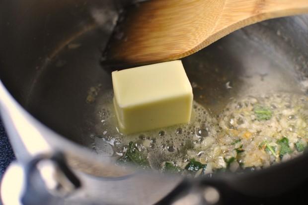 Roasted Butternut Squash Rigatoni l SimplyScratch.com