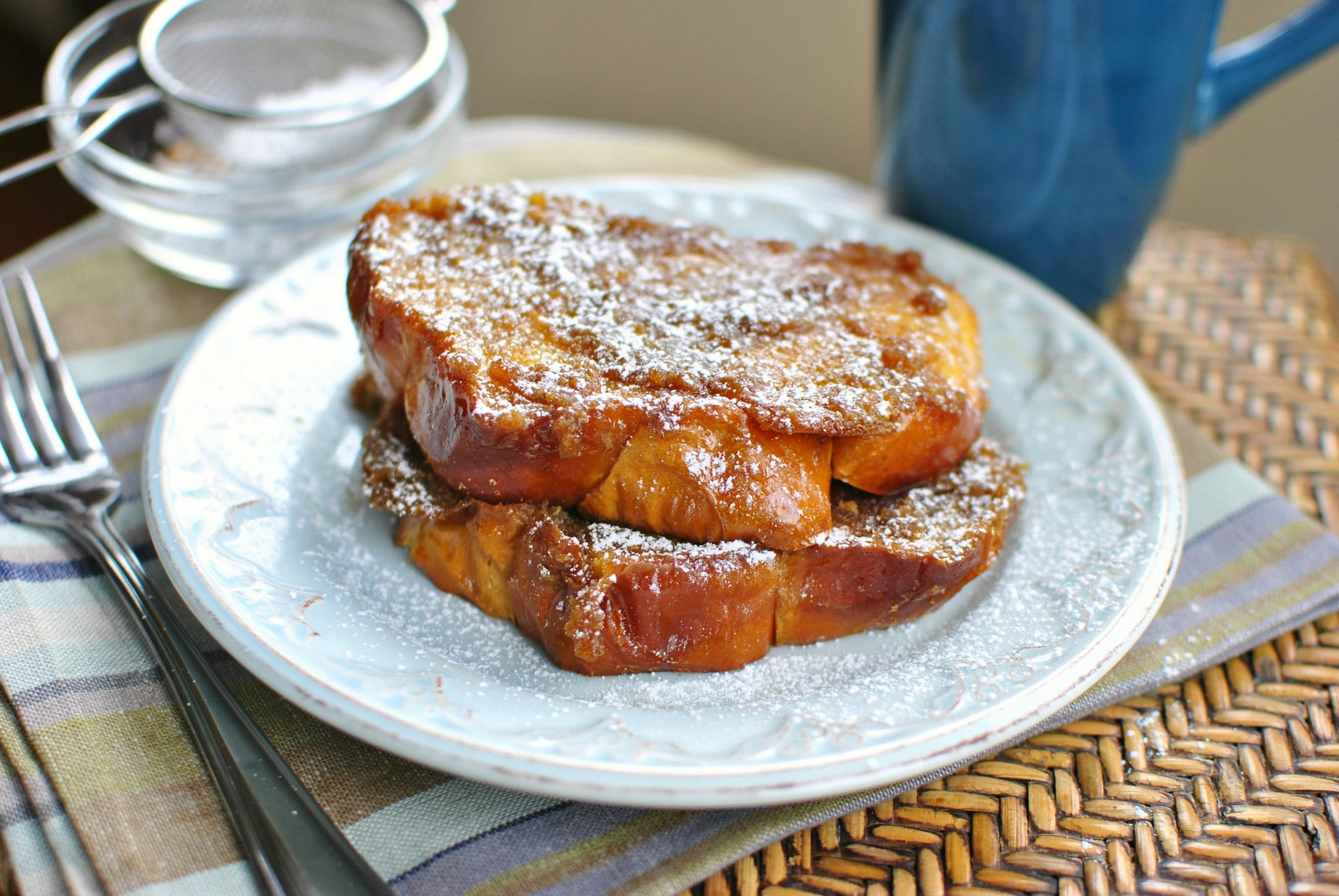 Simply Scratch Baked Brown Sugar French Toast Simply Scratch