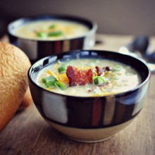 Lightened Up Potato Soup2