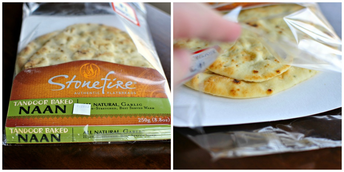 how to make naan bread from scratch