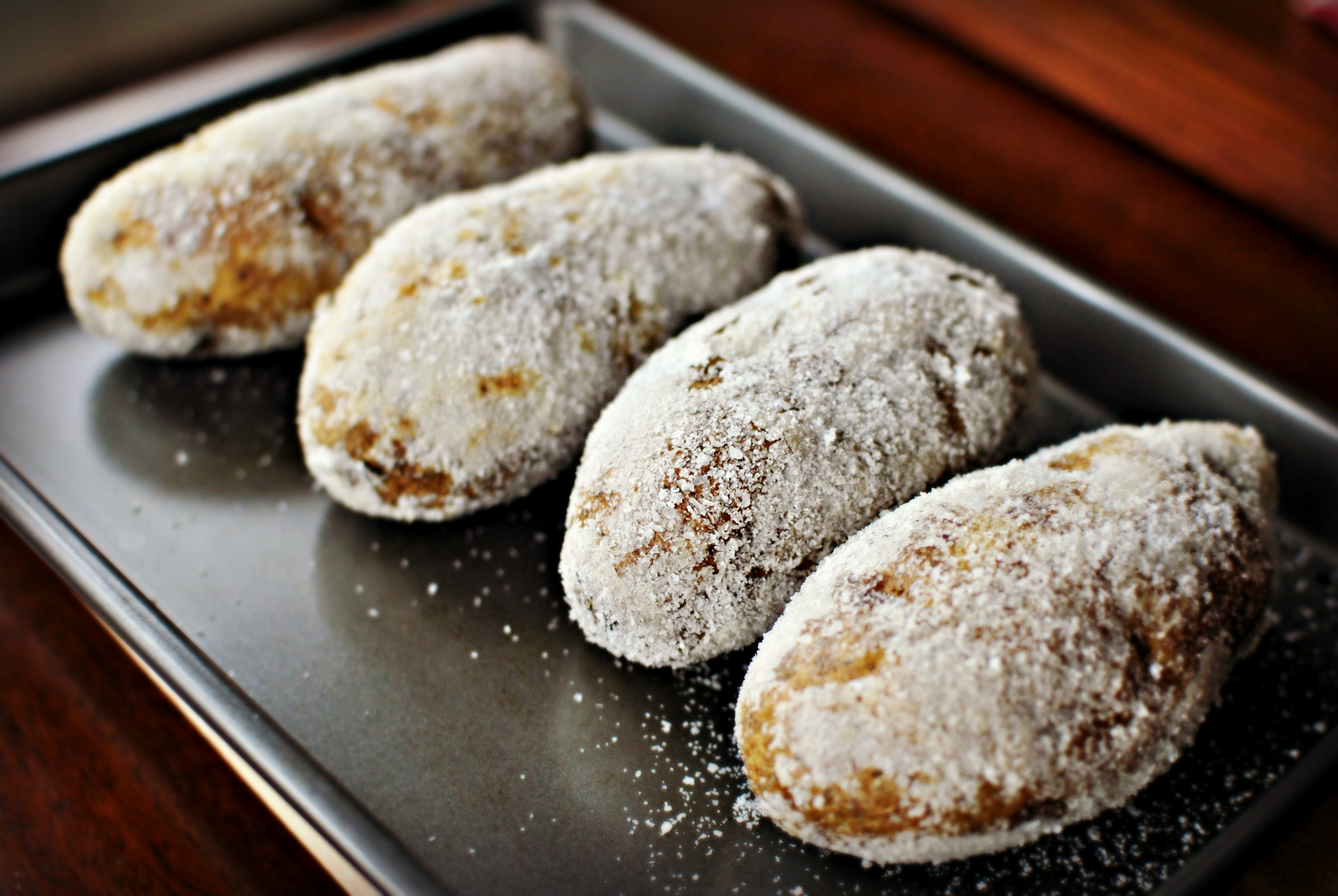 Simply scratch salt crusted baked potatoes simply scratch ccuart Image collections