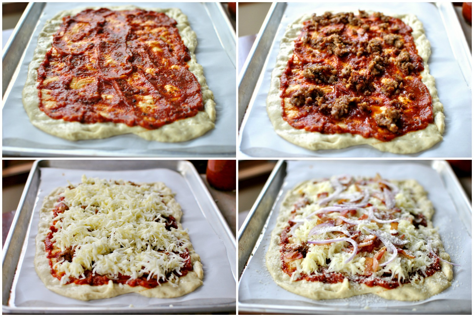 Simply Scratch Easy Homemade Pizza Sauce - Simply Scratch