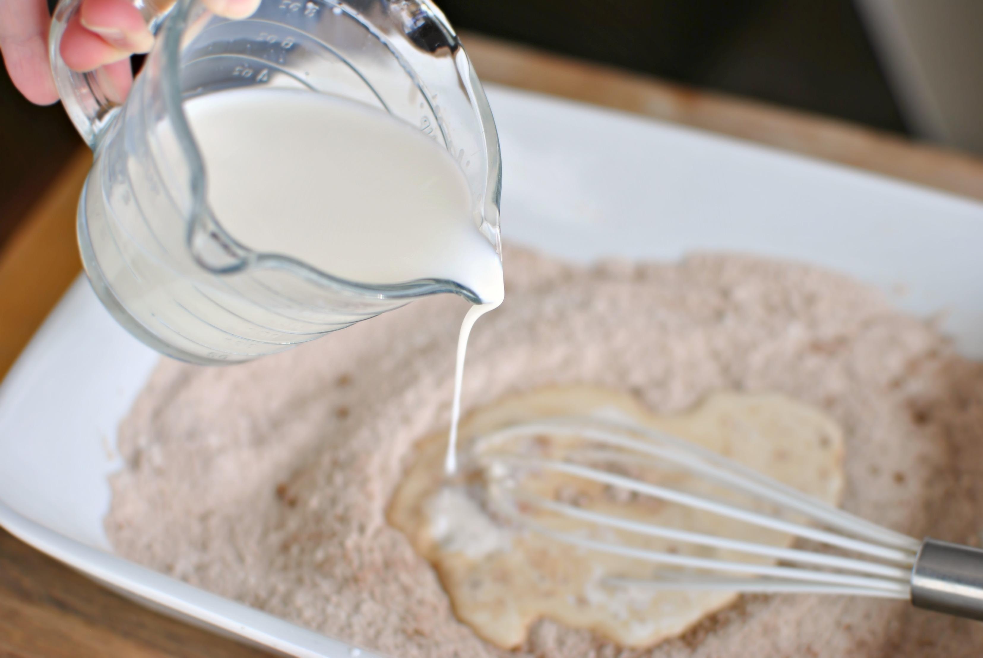 Как приготовить домашний майонез без яиц, фото-рецепт 14