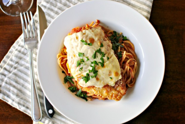 Chicken Parmesan 2
