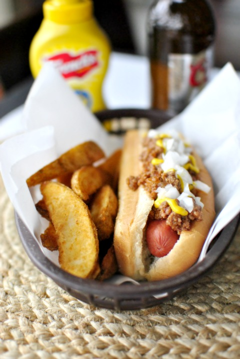 Detroit Coney Dog