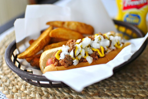 Detroit Style Coney Dogs