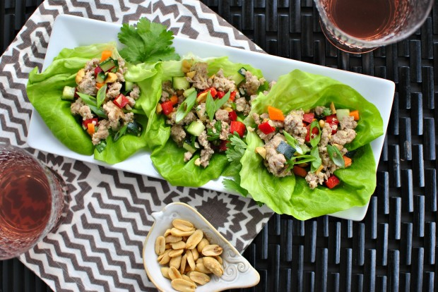 Spicy Pork Lettuce Cups 4