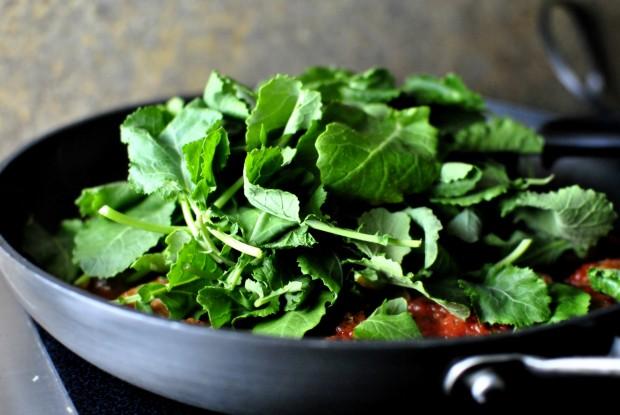 add kale