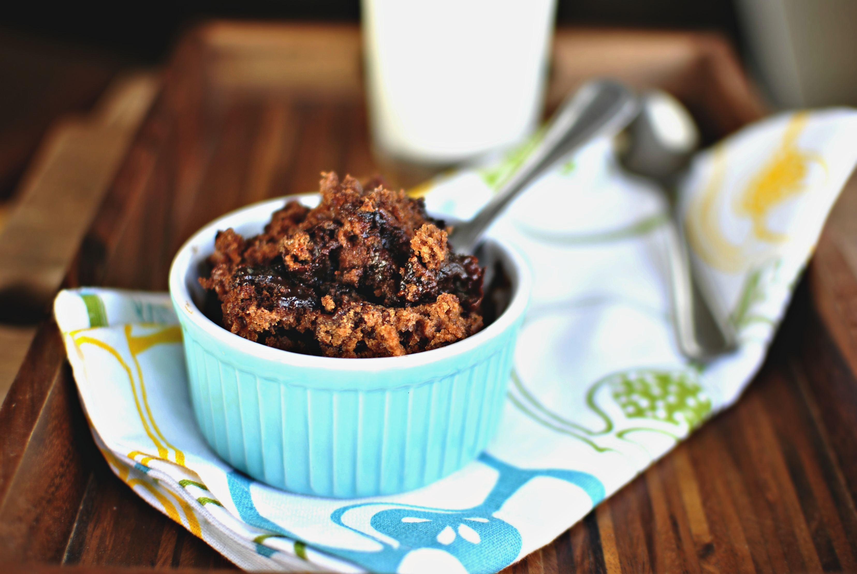 Simply Scratch » Gooey Chocolate Pudding Cake