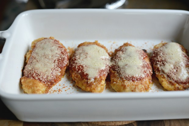 Easy Chicken Parmesan l SimplyScratch.com (33)