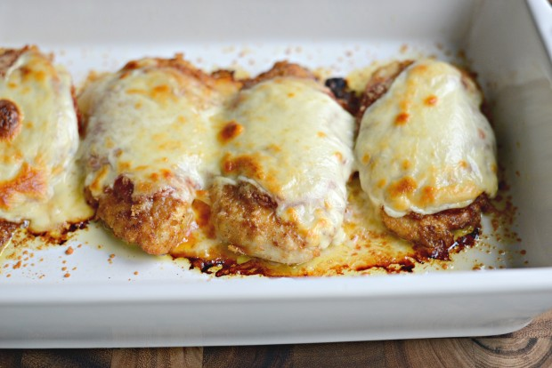 Easy Chicken Parmesan l SimplyScratch.com (35)