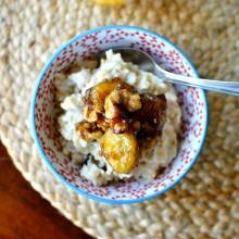 bananas foster oatmeal 01