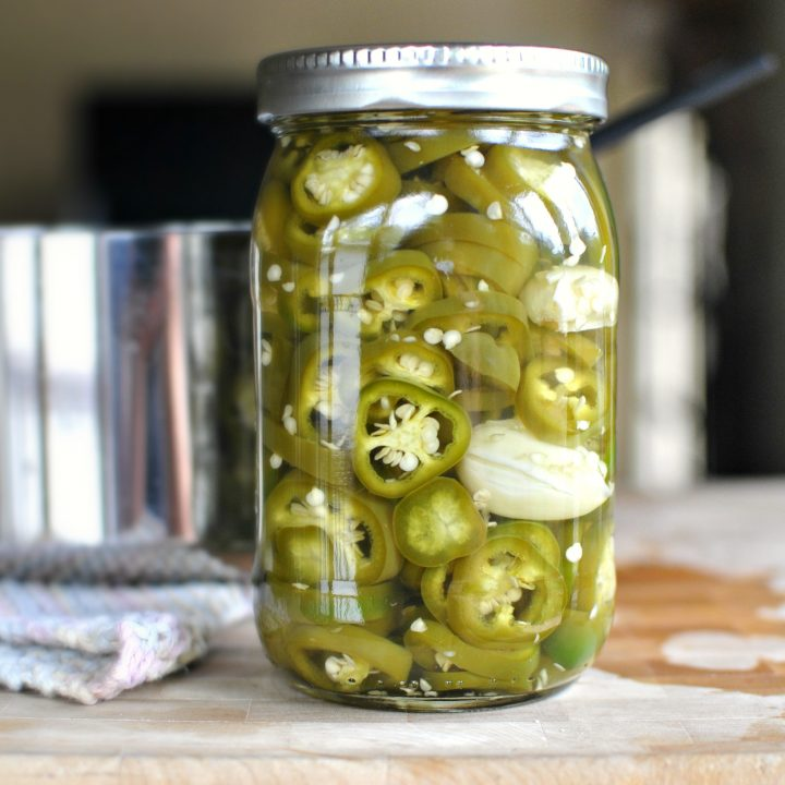 Easy Homemade Pickled Jalapeños